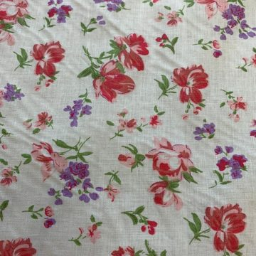 Pure Cotton Flowers 6m LAST CHANCE TO BUY