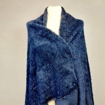 Shaggy Fur Look