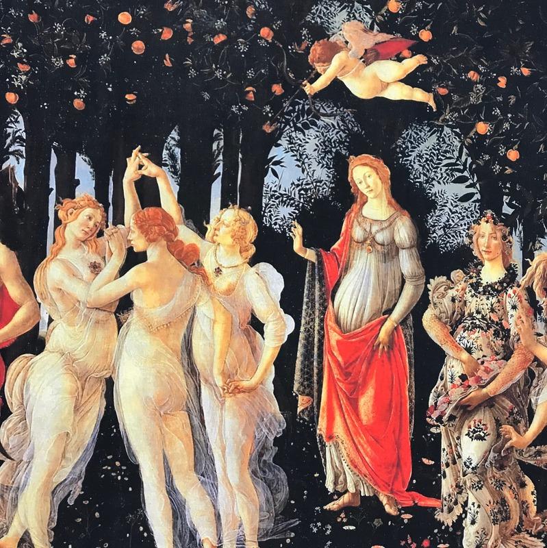 Botticelli Panel 2