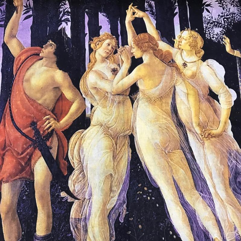 Botticelli Panel