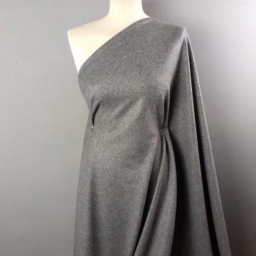 Italian Lightweight Grey Wool