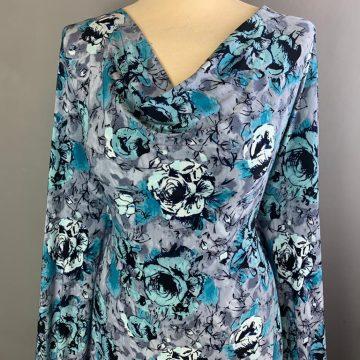 The Blues Flower Jersey