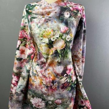 Italian Flora Cotton