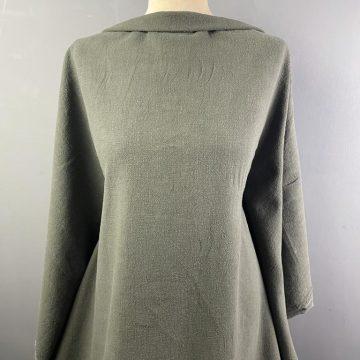 Khaki Washed Linen