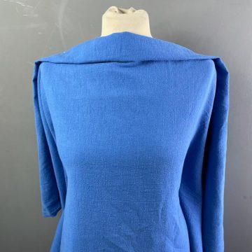 Blue Washed Linen