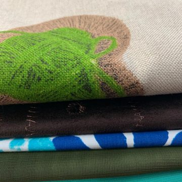 LAST CHANCE TO BUY 5 Mixed Fabrics for £25 Bundle A1