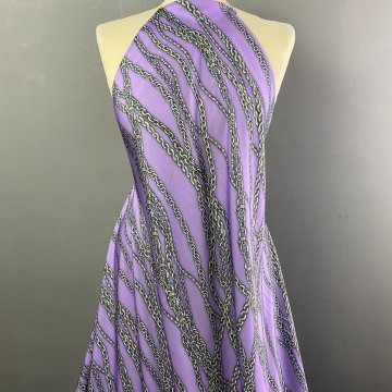Italian Soft Silky Rayon Chain Lilac