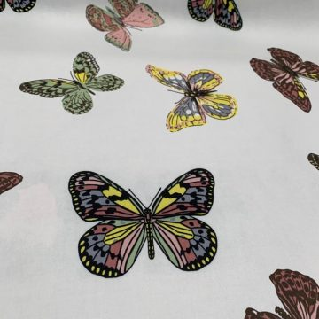 Cotton & Lycra Butterflys
