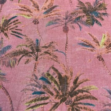 Linen and Cotton Palm Trees