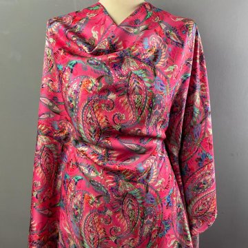 Effie Silk and Rayon