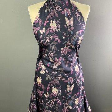 Italian Soft Silky Rayon Purple