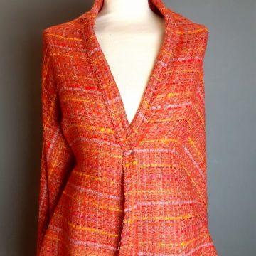 Italian Vibrant Tweed