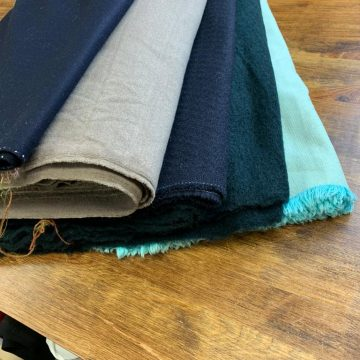 LAST CHANCE TO BUY 5 Fabrics for £25
