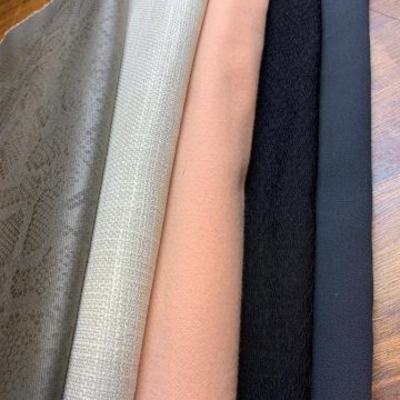 LAST CHANCE TO BUY 5 Mixed Fabrics for £20