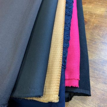LAST CHANCE TO BUY 6 Fabrics for £20