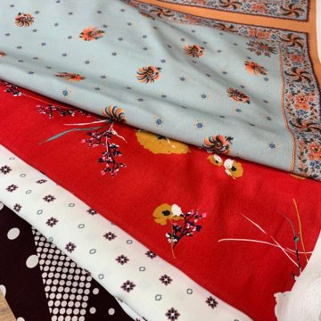 LAST CHANCE TO BUY 13mt of 4 Assorted Fabrics for Just £30 Bundle K6