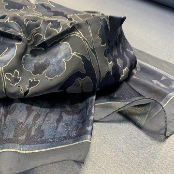 Italian Silk Scarf 3