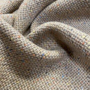 Pure Wool Fleck