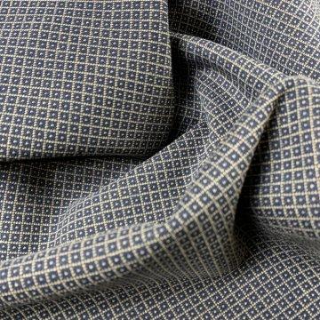 Blue Knit Jersey