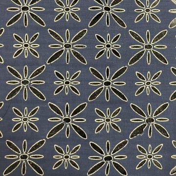 Linen Anglaise Cornflower Blue