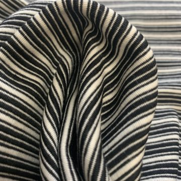 Jacquard Stripes Medium Weight