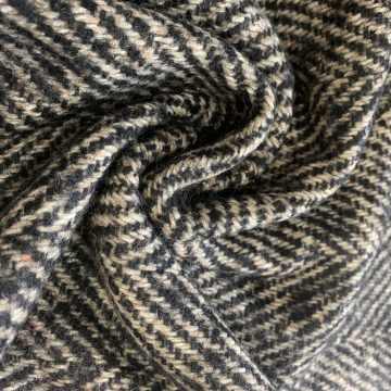 Herringbone Wool Tweed