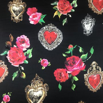 Hearts and Jewels