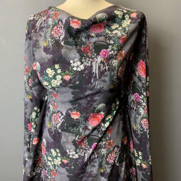 Silk and Lycra Flower
