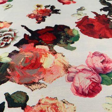 Flower Polyester