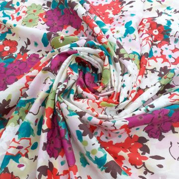 Last Chance To Buy 4.80m of Spring Pure Cotton for £25