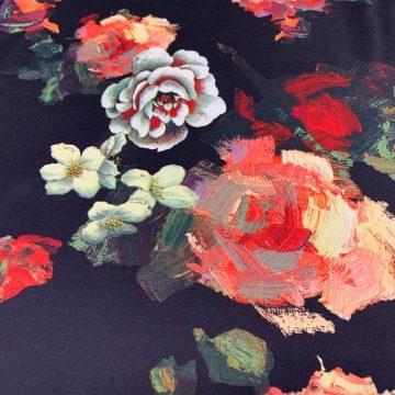 Flower Polyester 3