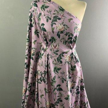 Italian Soft Silky Rayon Pink