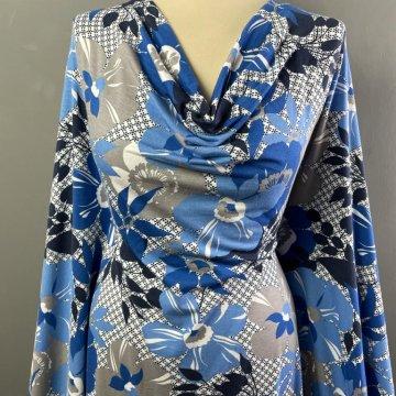 Chloe Jersey Blue