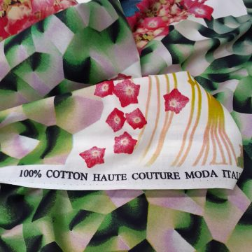 Last Chance To Buy 4.40m of Pure Lawn Cotton for £20